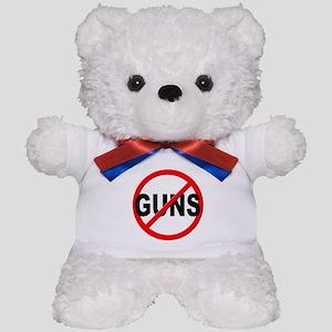 Anti / No Guns Teddy Bear