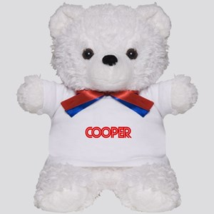Cooper - Teddy Bear