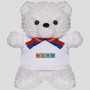 Archer made of Elements Teddy Bear