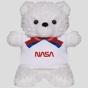 NASA Snake (worm) Teddy Bear