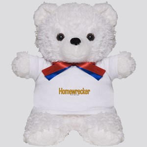 Homewrecker Teddy Bear