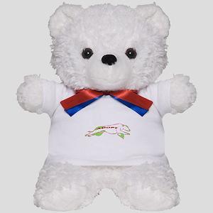 Adopt a Greyhound - Retro Teddy Bear
