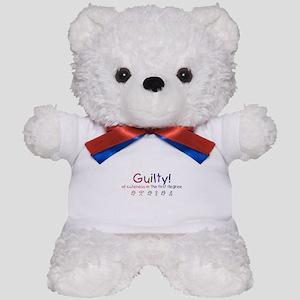 Guilty! Teddy Bear