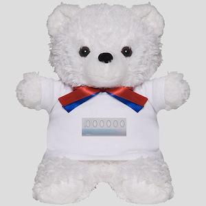 Aircraft Background Teddy Bear