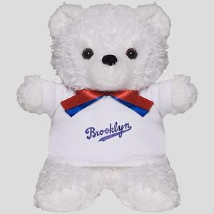 Throwback Brooklyn Teddy Bear