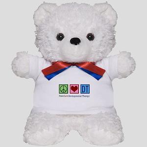 Developmental Therapy Teddy Bear