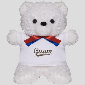Vintage Guam Teddy Bear