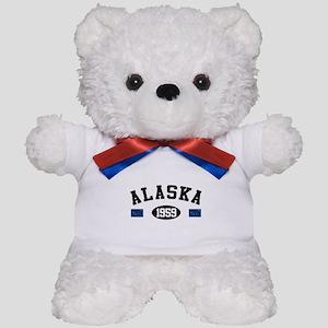 Alaska 1959 Teddy Bear