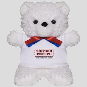 Professional Fishkeeper Teddy Bear