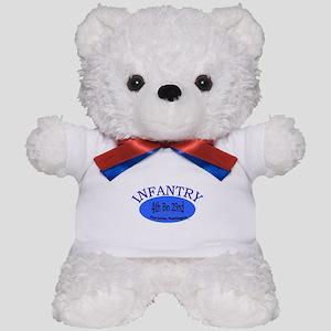 4th Bn 23rd Infantry Teddy Bear