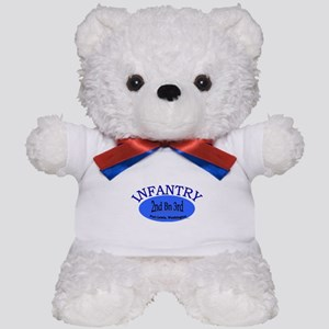 2nd Bn 3rd Infantry Regiment Teddy Bear