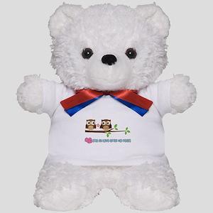 Owl 40th Anniversary Teddy Bear