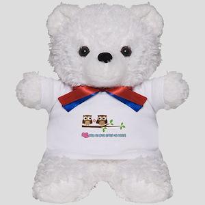 Owl 45th Anniversary Teddy Bear