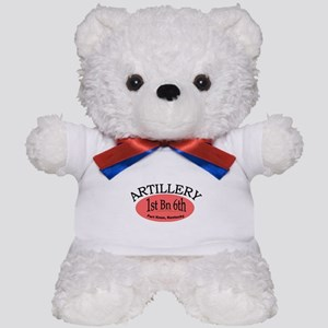 1st Bn 6th Artillery Teddy Bear