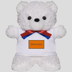 Democracy Teddy Bear
