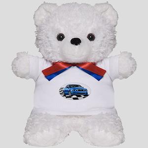 GB14MustangGT Teddy Bear