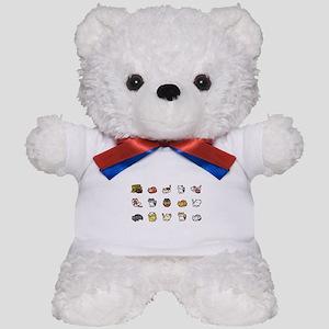 Neko Atsume Teddy Bear