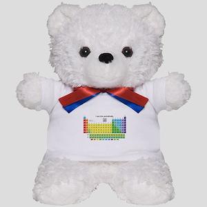 Periodically Teddy Bear