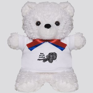 NBlkPup Everything Teddy Bear