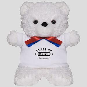 Class of 1958 Teddy Bear
