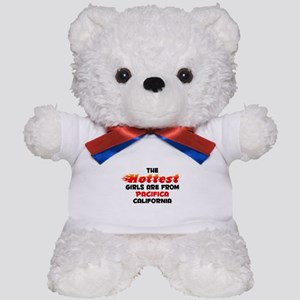 Hot Girls: Pacifica, CA Teddy Bear