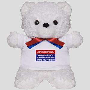 A Conservative Teddy Bear