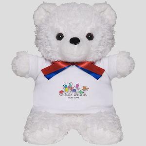 Micro Staph Teddy Bear