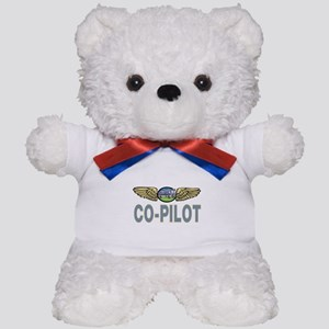 RV Co-Pilot Teddy Bear