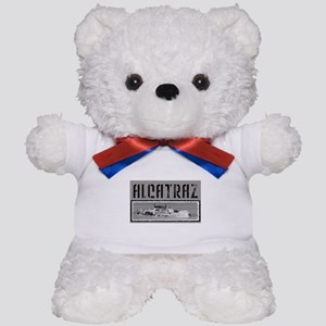 Alcatraz T-shirts Teddy Bear