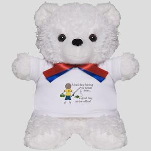 A Bad Day Teddy Bear