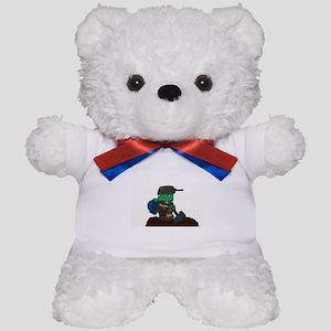 Chibi Ork Pot Head Teddy Bear