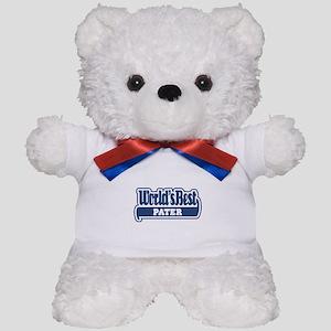 WB Dad [Latin] Teddy Bear