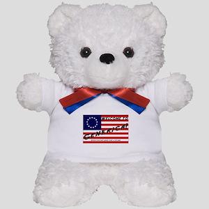 Generica USA Teddy Bear