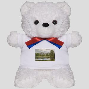 Alton Towers Teddy Bear