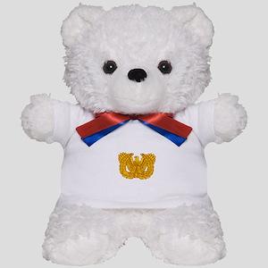 Warrant Officer Symbol Teddy Bear