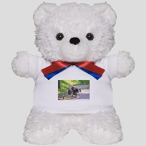 BUGATTI T13 CRASH Teddy Bear