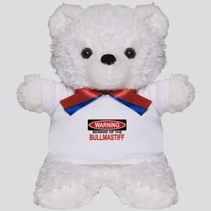 BULLMASTIFF Teddy Bear