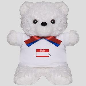 My Name Is Teddy Bear