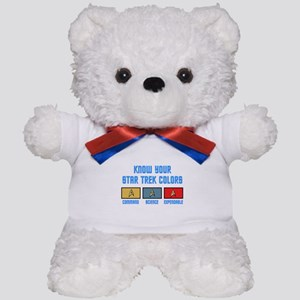 ST: Colors Teddy Bear