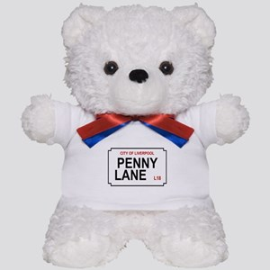 """Penny Lane"" Teddy Bear"