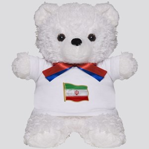 Iran 2 Teddy Bear