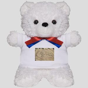 CALIFORNIA SAND Teddy Bear