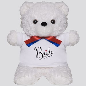 Elegant Bride Teddy Bear