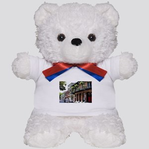 French Quarter Street Teddy Bear