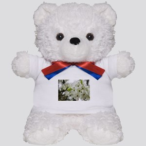 Speckled Sakura Teddy Bear