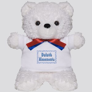 Duluth Minnesnowta Teddy Bear