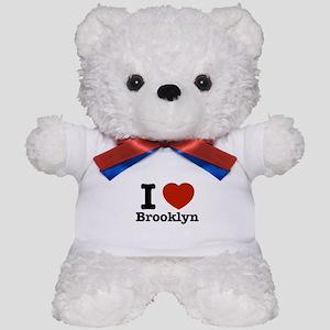 I love Brooklyn Teddy Bear