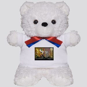 Jah Witness Reggae Teddy Bear