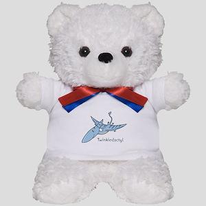 Twinkiedactyl Teddy Bear