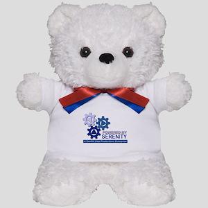 Powered by Serenity Teddy Bear